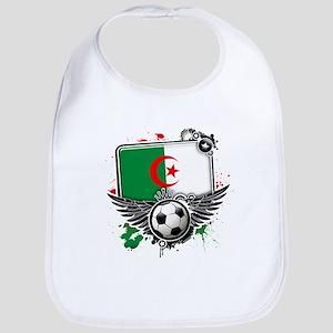 Soccer fans Algeria Bib