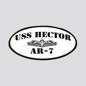 USS HECTOR Patch