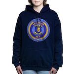USS HECTOR Women's Hooded Sweatshirt