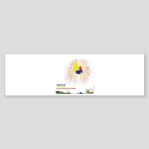 Ibague Bumper Sticker