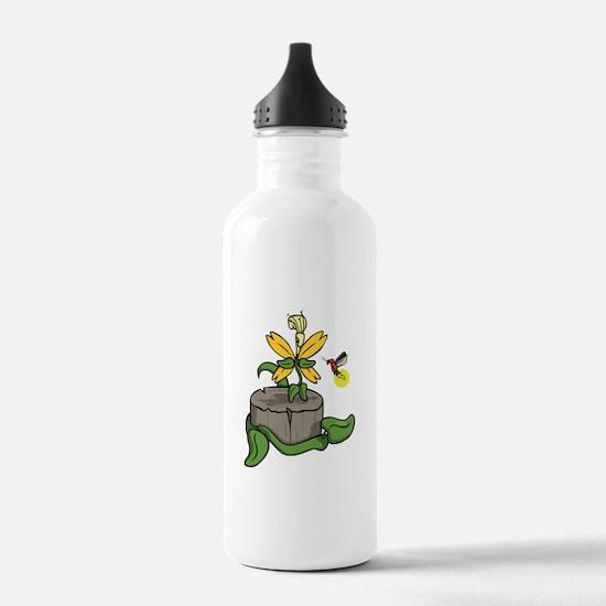 Summer Visitors Water Bottle