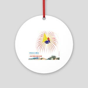 Riohacha Ornament (Round)