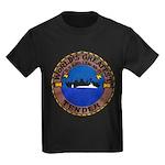 USS HOLLAND Kids Dark T-Shirt