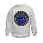 USS HOLLAND Kids Sweatshirt