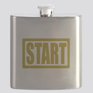 Start (Gold) Flask