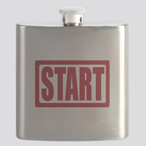 Start (Red) Flask