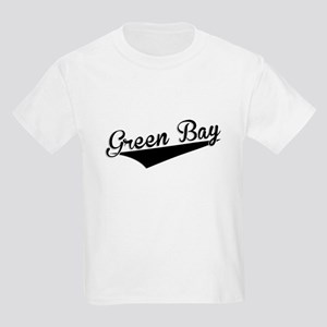 Green Bay, Retro, T-Shirt