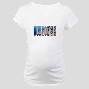 Dubrovnik Maternity T-Shirt