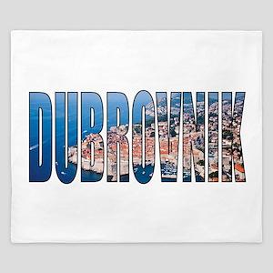 Dubrovnik King Duvet