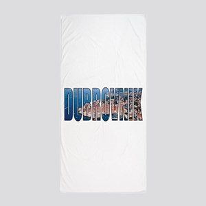 Dubrovnik Beach Towel
