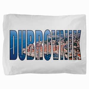 Dubrovnik Pillow Sham