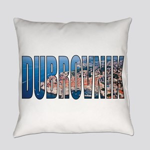 Dubrovnik Everyday Pillow