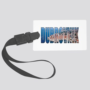 Dubrovnik Large Luggage Tag