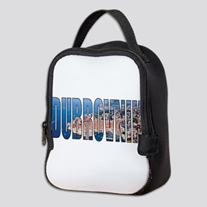 Dubrovnik Neoprene Lunch Bag