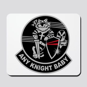 VF-154 Black Knights Mousepad
