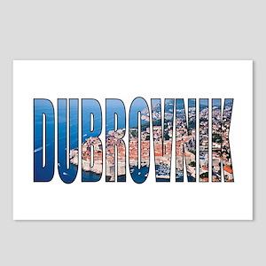 Dubrovnik Postcards (Package of 8)