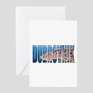 Dubrovnik Greeting Cards
