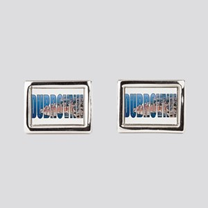 Dubrovnik Rectangular Cufflinks