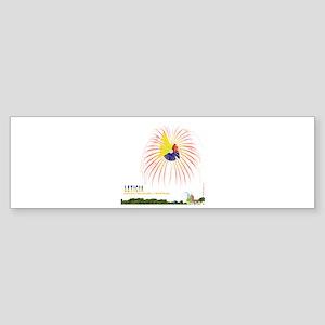Leticia Bumper Sticker