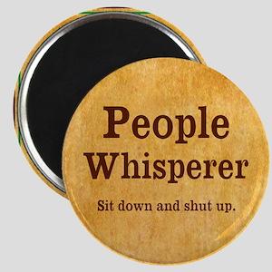 People Whisperer Magnets
