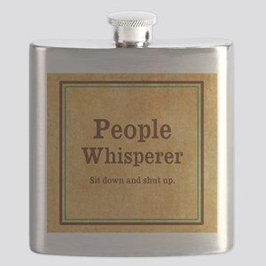 People Whisperer Flask