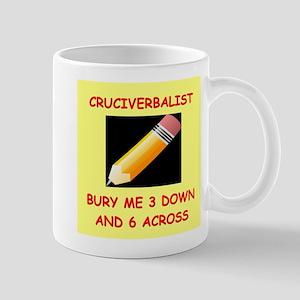 CROSSWORDS7 Mugs