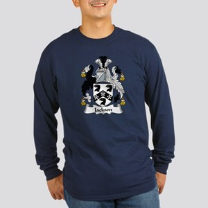 Jackson Long Sleeve Dark T-Shirt