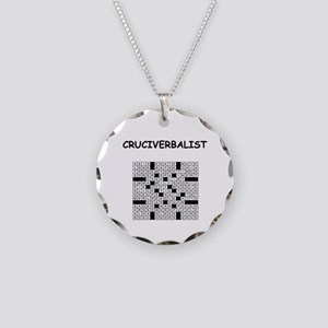 CROSSWORDS5 Necklace