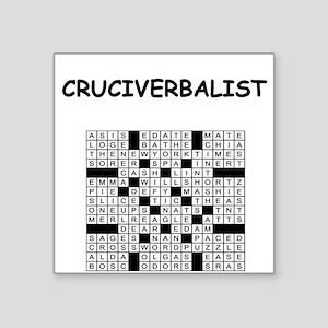 CROSSWORDS5 Sticker