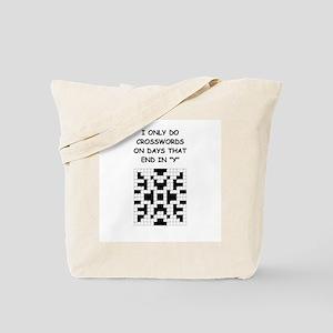 CROSSWORDS2 Tote Bag