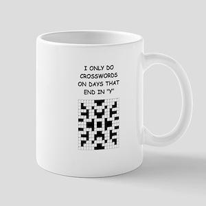 CROSSWORDS2 Mugs