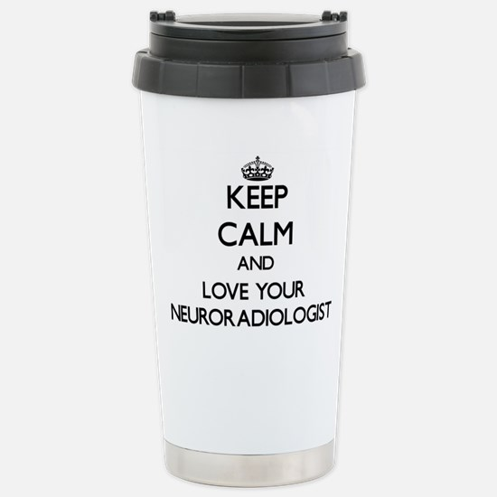 Keep Calm and Love your Neuroradiologist Travel Mu
