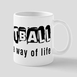Netball it is a way of life Mug