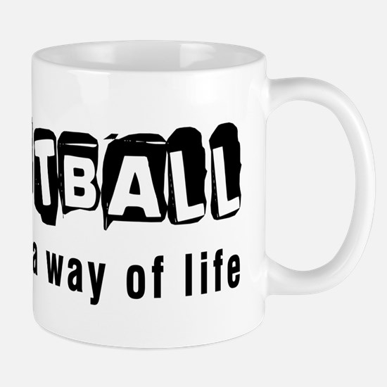 Netball it is a way of life Mug