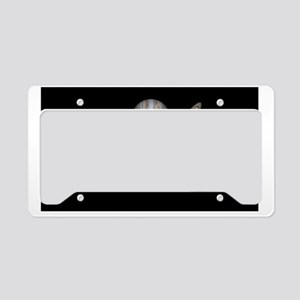 Planets of Our Solar System License Plate Holder