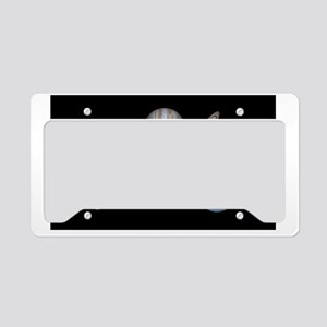 Our Solar System Planets License Plate Holder