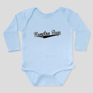 Hampton Bays, Retro, Body Suit