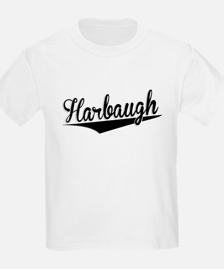 Harbaugh, Retro, T-Shirt