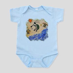 Kokopelli Turtle Infant Bodysuit