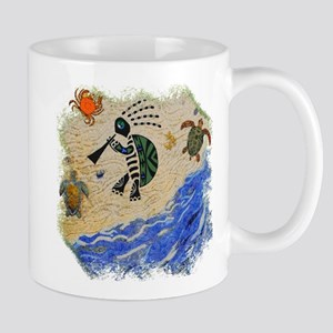 Kokopelli Turtle Mug