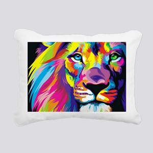 by: flaco  Rectangular Canvas Pillow