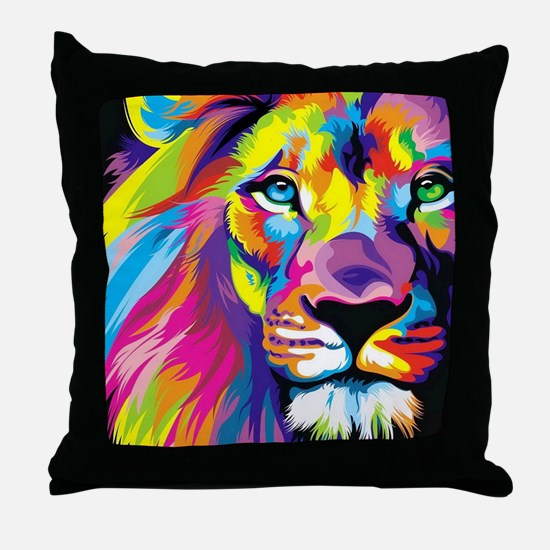 by: flaco  Throw Pillow