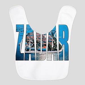 Zadar Polyester Baby Bib