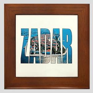 Zadar Framed Tile