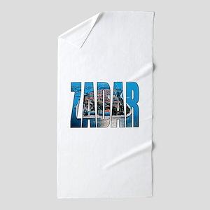 Zadar Beach Towel