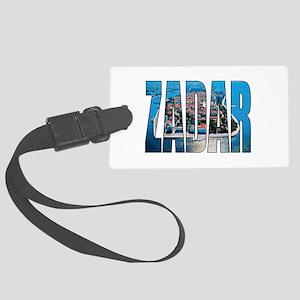 Zadar Large Luggage Tag