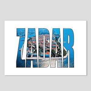 Zadar Postcards (Package of 8)