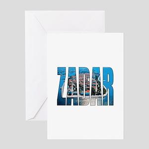 Zadar Greeting Cards