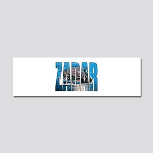 Zadar Car Magnet 10 x 3