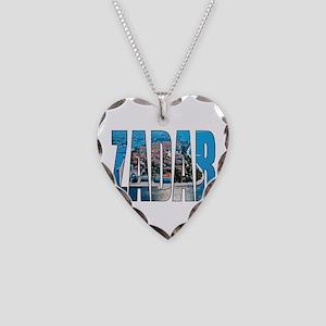 Zadar Necklace Heart Charm